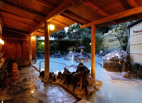 霧島の温泉