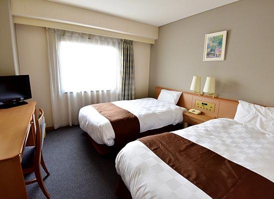 ホテル一例 鹿児島東急REIホテル