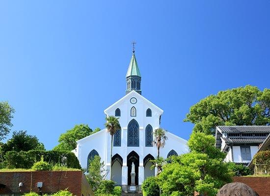 長崎の大浦天主堂(イメージ)