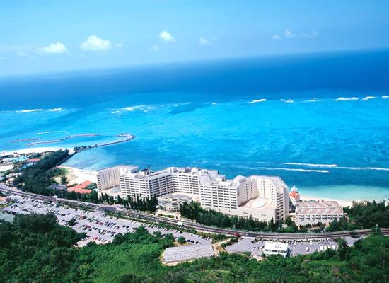 リザンシーパークホテル谷茶ベイ(外観イメージ)