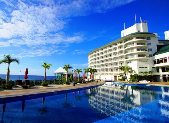 沖縄かりゆしビーチリゾートオーシャンスパ(外観)