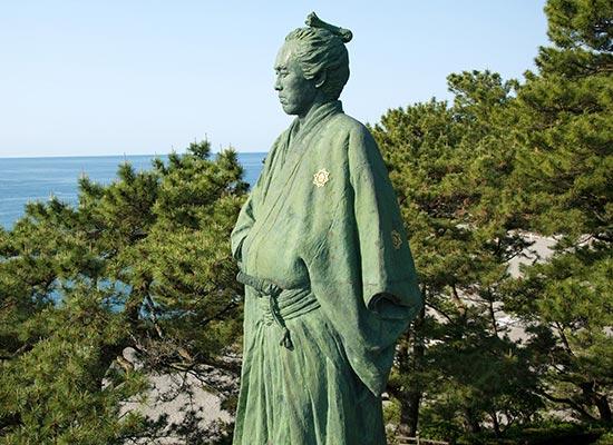 龍馬像(イメージ)