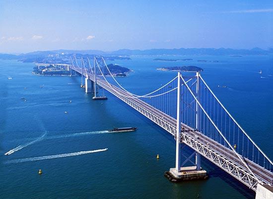 瀬戸大橋(イメージ)