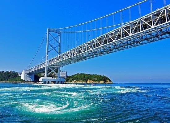 鳴門海峡(イメージ)