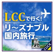 LCCで行く国内旅行