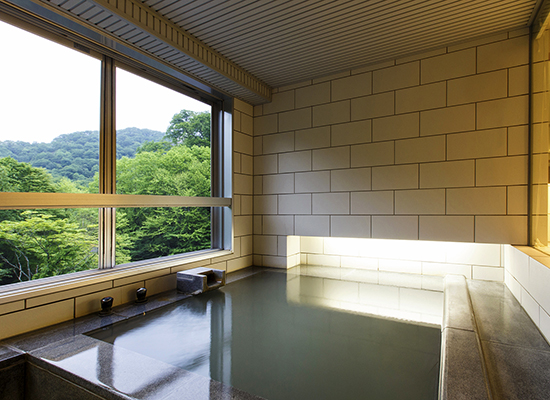 展望風呂(イメージ)