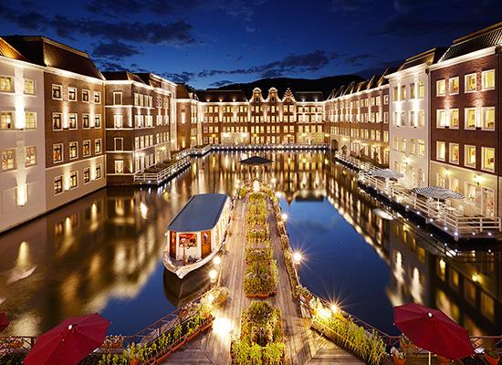 ホテルヨーロッパ・外観
