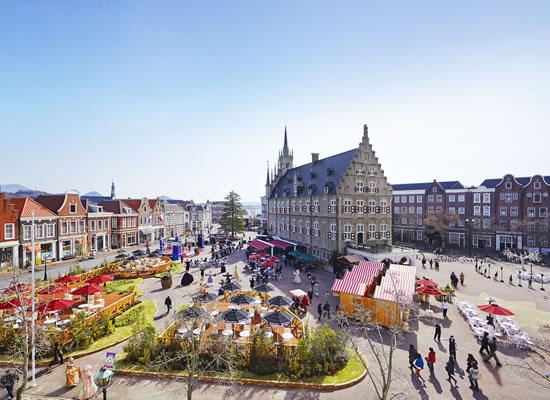 アムステルダム広場(イメージ)
