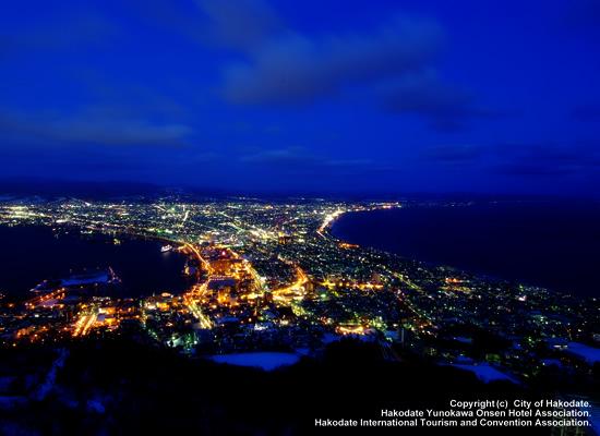 函館山からの夜景/イメージ