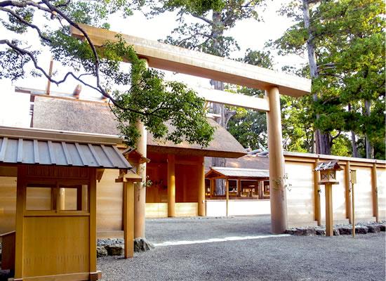 伊勢神宮(イメージ)
