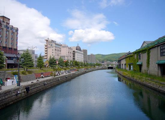 小樽運河 (イメージ)