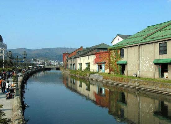 小樽運河(イメージ)
