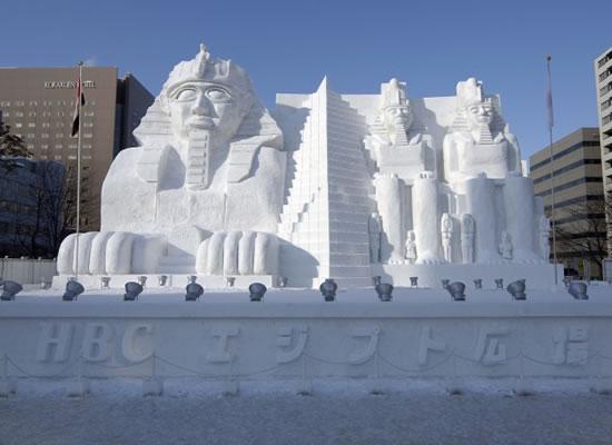 さっぽろ雪まつり 雪像/イメージ