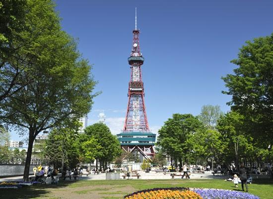 札幌テレビ塔外観/イメージ