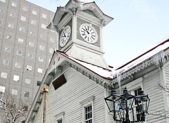 札幌/時計台(イメージ)