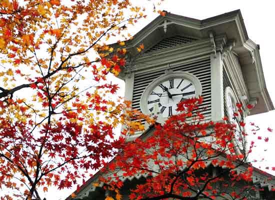 札幌・時計台(イメージ)