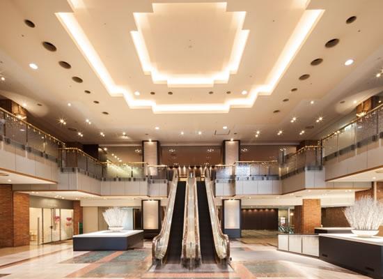 ANAクラウンプラザホテル札幌_ロビー(イメージ)