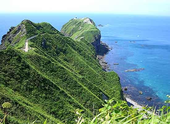 積丹半島/神威岬 (イメージ)