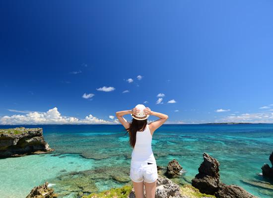 沖縄本島・景色(イメージ)