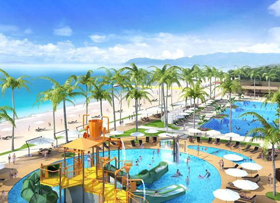 フサキビーチリゾート ホテル&ヴィラズ_アクアガーデン_スプラッシュパーク(イメージ)