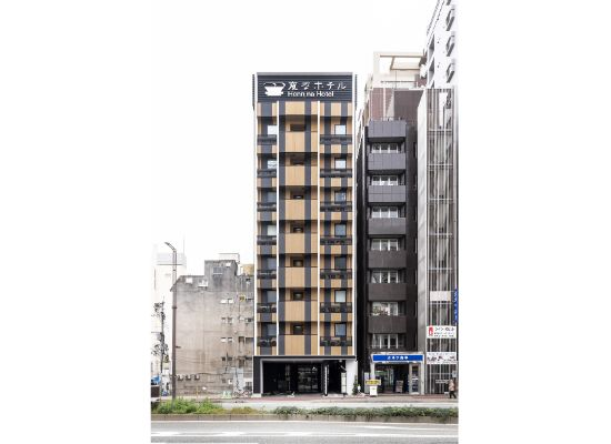 変なホテル福岡 博多 外観(イメージ)