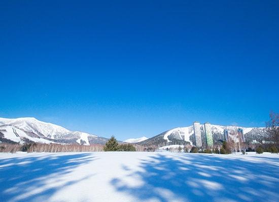 北海道_トマム(イメージ)