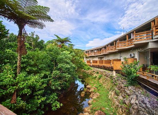 西表ジャングルホテル パイヌマヤ