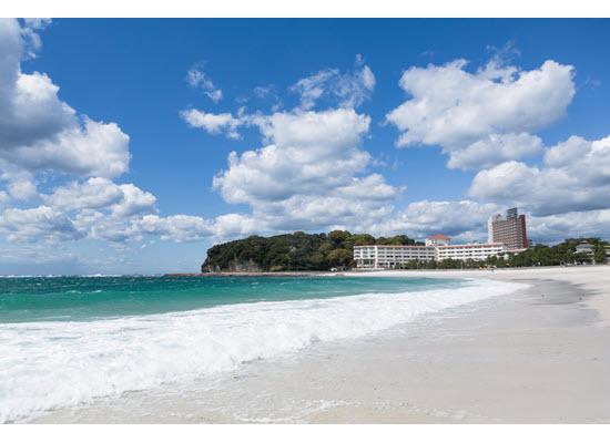 和歌山県/白良浜(イメージ)