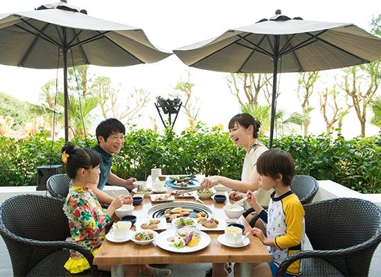 ホテルモントレ沖縄スパ&リゾート_BBQ(イメージ)