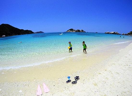 阿波連ビーチ(イメージ)