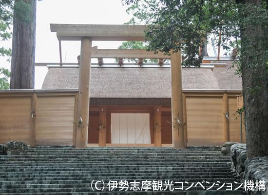 三重県/伊勢神宮内宮(イメージ)