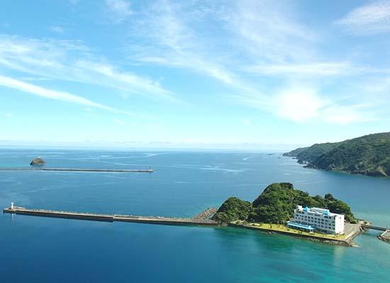 スパリゾート奄美山羊島ホテル(外観)