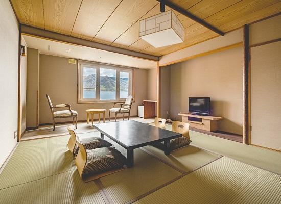 洞爺湖万世閣ホテルレイクサイドテラス 客室/和室(イメージ)