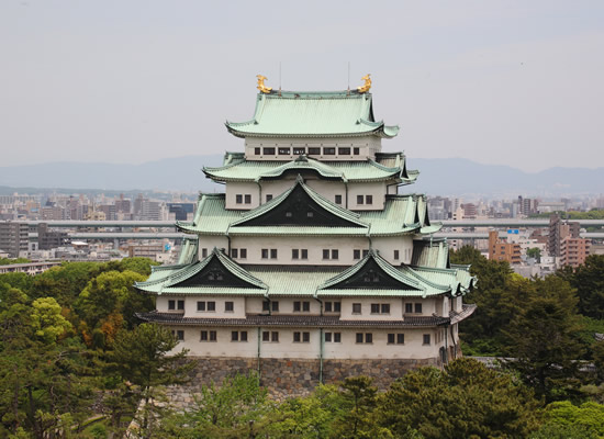 名古屋城(イメージ)
