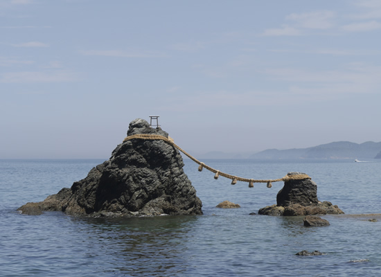 三重_夫婦岩(イメージ)