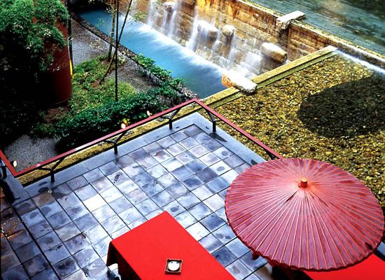 京都_京都東急ホテル中庭(イメージ)