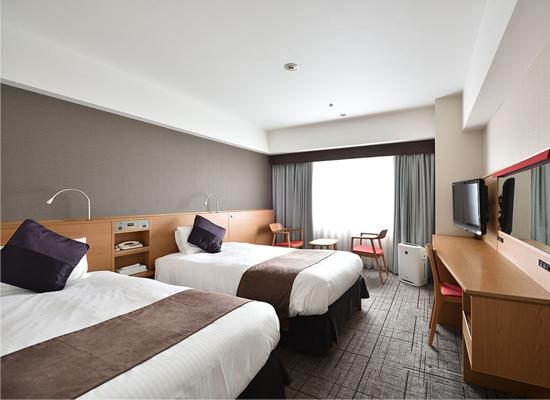 ホテルグランヴィア広島 客室一例