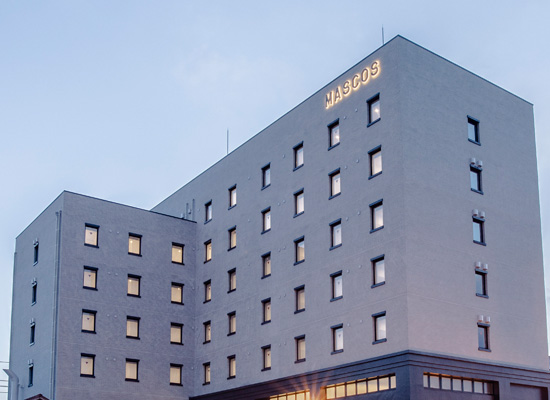 マスコスホテル
