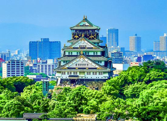 大阪観光(イメージ)