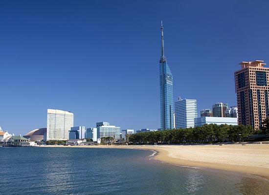 福岡_シーサイドももち海浜公園(イメージ)