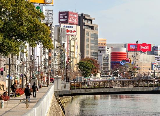 福岡_街並み(イメージ)