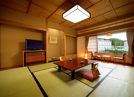 月岡ホテル(イメージ)
