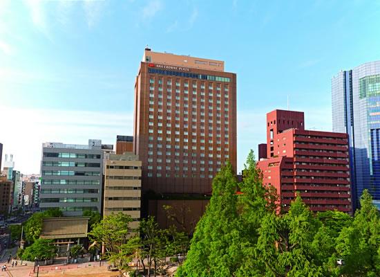 ANAクラウンプラザホテル広島・外観(イメージ)