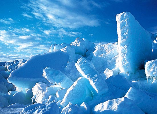 流氷(イメージ)