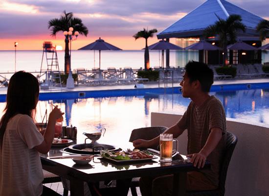 選べるホテルディナー (イメージ)