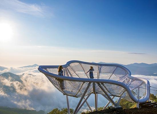 北海道_星野リゾート Cloud Pool/イメージ