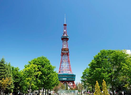 北海道_大通公園(イメージ)