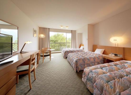 リゾートホテルオリビアン小豆島(朝日側客室)