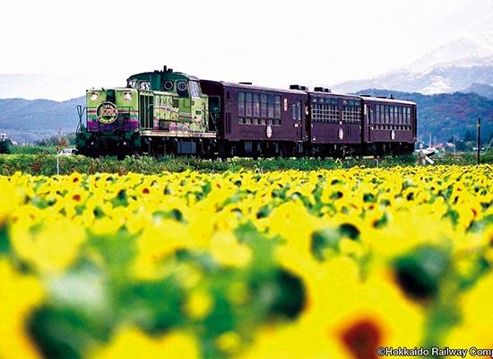 北海道旅客鉄道株式会社/ノロッコ号(イメージ)