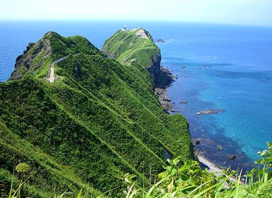 積丹半島 神威岬(イメージ)